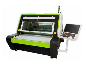 laser de corte textil